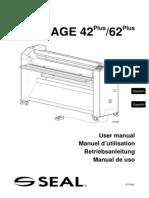 Manual de usuario spifire 65/90 Extreme