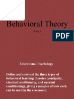 Behavioral Theory.ppt