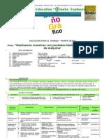 EPT-Proyecto Aprendizaje PIMERO IIIB 2015