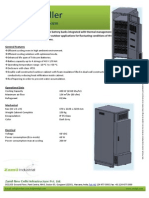 Battery Chiller Specification