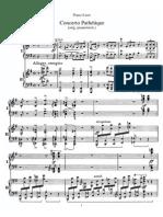Liszt Concerto Pathetique