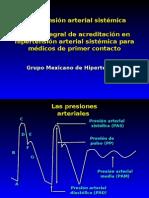 Hipertensión Arterial Sistémica Curso Integral de Acreditación