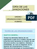 Organizaciones y Capital Humano . 2009 Nvo.