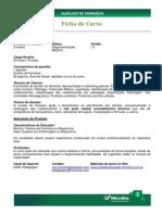 Ficha de Curso Aux Farmácia
