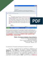 Petição – Discriminação Atendimento - BB