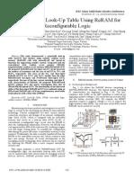 IEEE Paper for ReRAM
