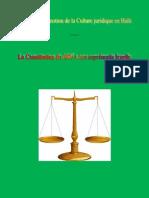 La Constitution de 1987 a Une suprematie Fragile
