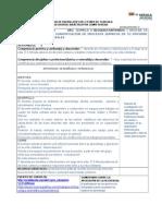 Secuencia Didáctica 2015a