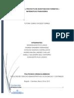 Proyecto Matematicas Entrega Final