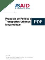 Politica Dos Transportes
