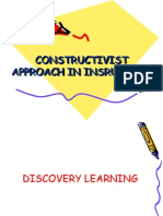 Constructivist Constructivist Approach in Insruction Approach In