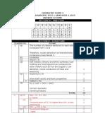 Kimia US1 Sem 2 2015 f4- Answer Scheme