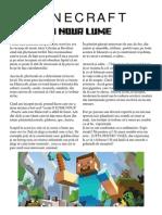 Adriana Vladarean Minecraft