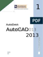 Capitulo I - Autocad 2013