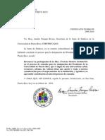 Reconocimiento a Dra. Angeles Molina