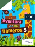 Aventura de Los Números 5