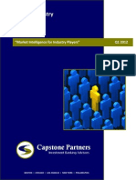 Capstone Partners - Staffing Industry Report - Q1 2012