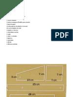 Materiales para Brazo Hidraulico