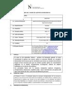 Silabo de Quimica Inorganica 2013-2