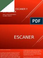 TRABAJO DE JAIME DE Que Es Un Escaner y Un Plotter