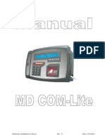 Manual Software MDCom-Lite Rev11