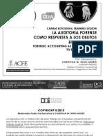 Presentación Profesor Christian Nino-Moris