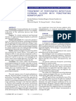 Treatment of Perforated Keratoplasty