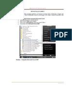 Microsoft Excel 2007