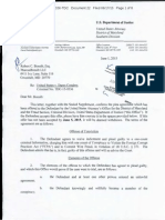 Condrey Plea Agreement
