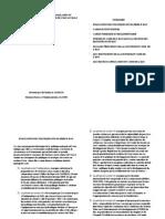 Etat Des Lieux Des Textes Legislatifs Et Reglementaires Dans Le Domaine de l'Eau