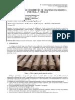 Análise e Projeto de Uma Máquina Didática DePDF