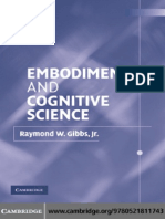 Raymond W. Gibbs, Jr.-embodiment and Cognitive Science-Cambridge University Press (2005)
