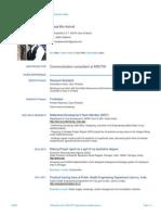 real europass cv pdf