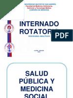 Internado Rotatorio 2013-Salud Publica