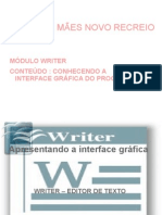Aula de Writer - Editor de Texto