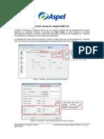 Proceso de Cierre Para Aspel-SAE 5.0