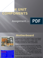 System Unit Components