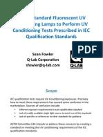 Pvmrw13 Ps5 Qlab Fowler uv test