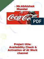 Coke Final Ppt