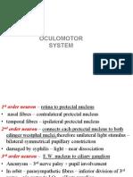 Occulomotor System.pdf