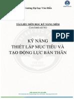 Tai Lieu Thiet Lap Muc Tieu Va Tao Dong Luc Ban Than