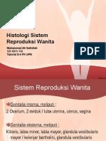 Case 1 - Histologi Sist Reproduksi Wanita