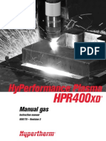 Hpr400xd Manual