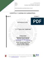 E5U1 Tipos de Cadenas de Suministros