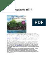 A Mangrove is a Tropical Marine Tree