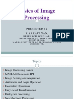 Basics of Image Processing
