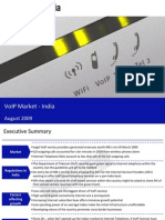 Voip Market India Sample 091118011943 Phpapp02