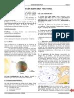 El Clima de España_ Elementos y Factores