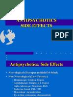 Side Effects Antipsychotics