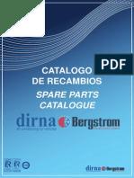 CATALOGO DE RECAMBIOS DYRNA